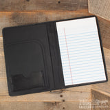 Padfolio Leather Handmade