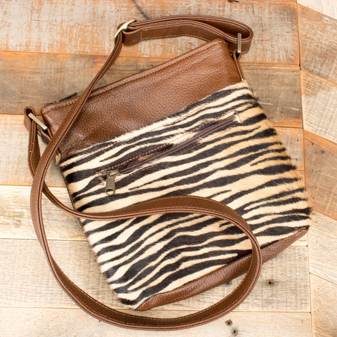 Furry Tiger Purse