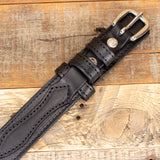 Amish made ranger belt