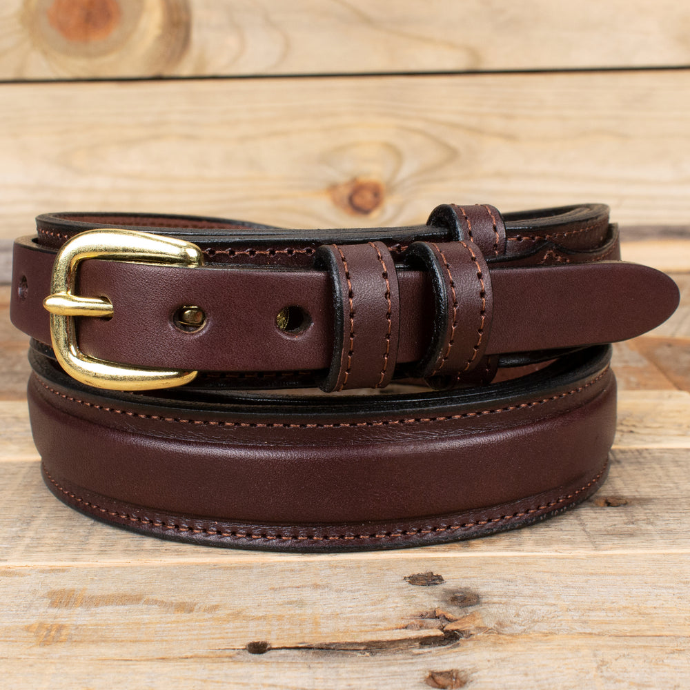 Dark Brown Ranger Belt