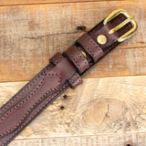 Dark Brown Ranger Style Belt