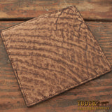 Rustic Elephant Leather Roper Wallet