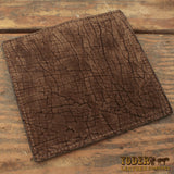 Hippo Hide Rodeo Roper Wallet