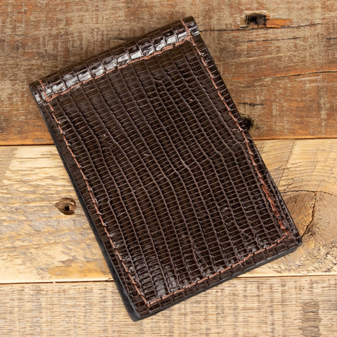 Lizard Brown Skinny Clip