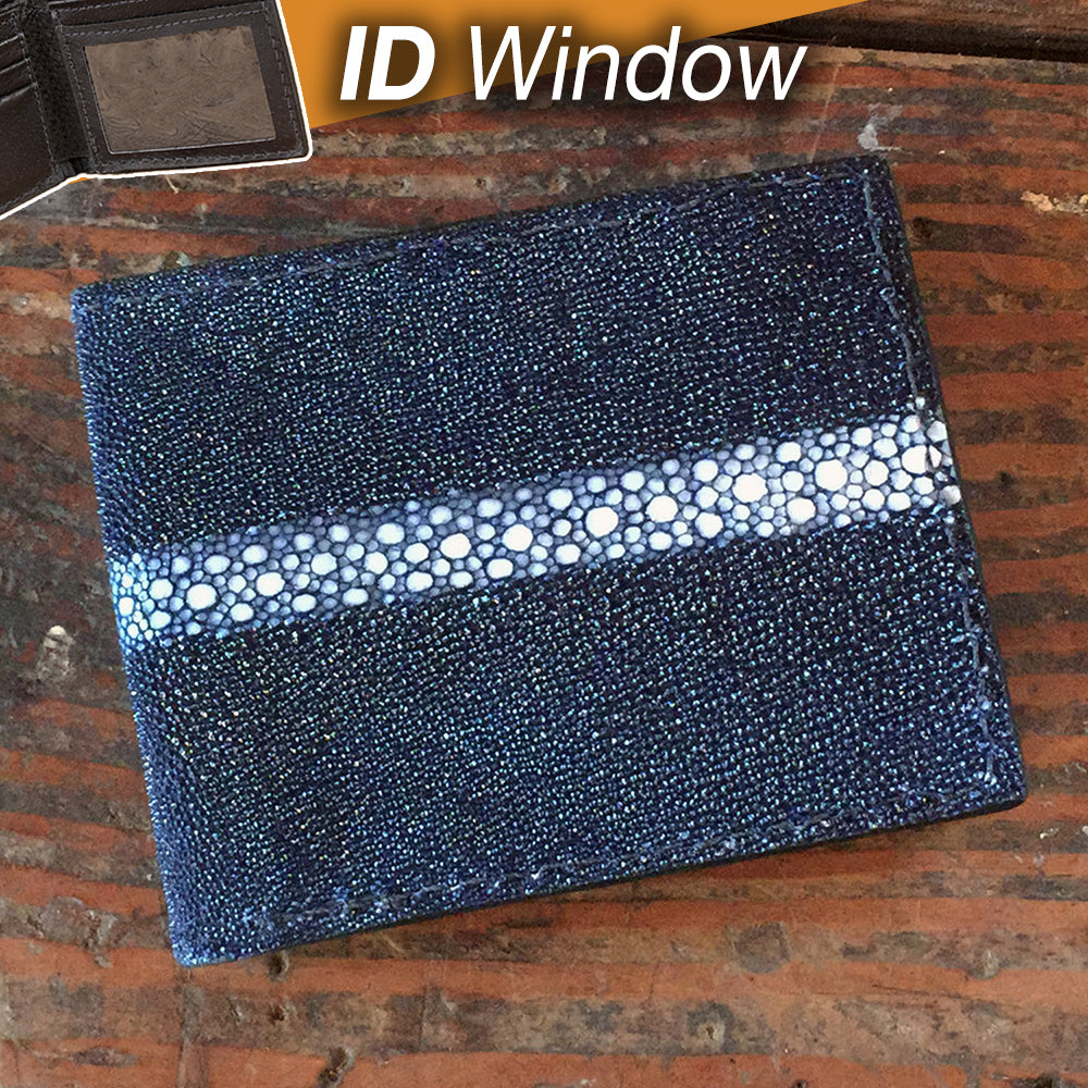 Blue Stingray Rowstone ID Wallet