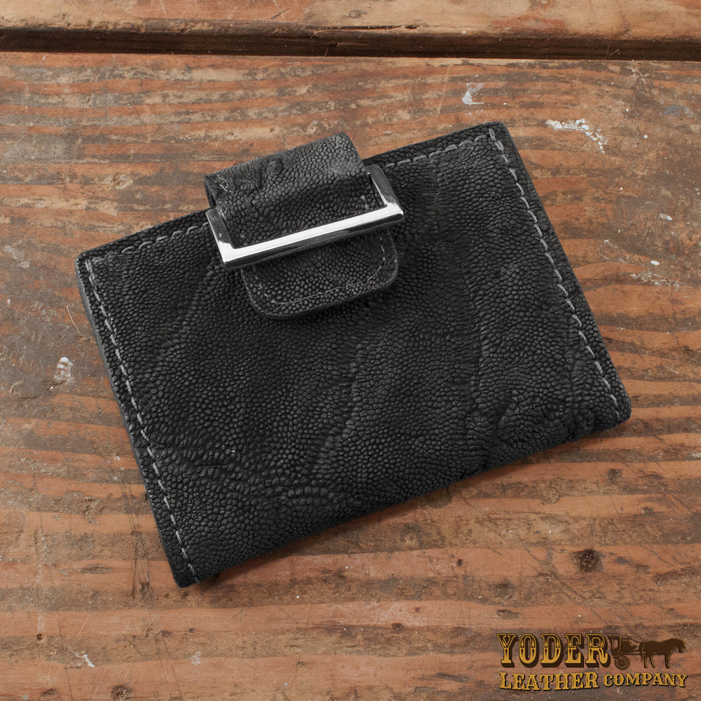Black Elephant Women's Wallet