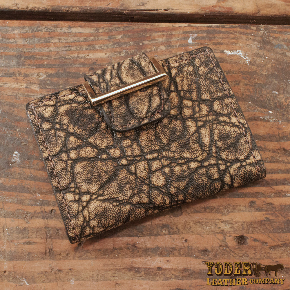 Treebark Elephant Women's Wallet