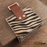 Tiger Print Women's Wallet