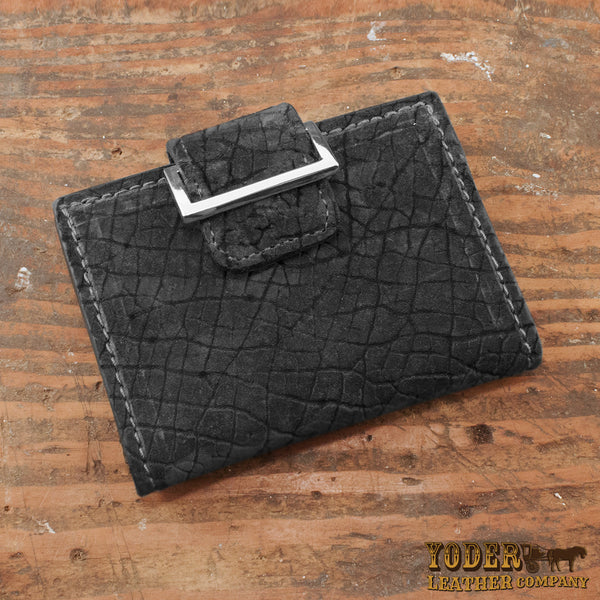 Hippo Women's Leather Wallet