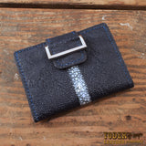 Blue Stingray Wallet