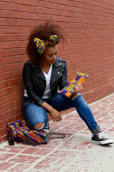 Kente Head Wraps