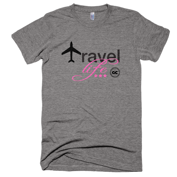 "Limited Addition ""Travel Life"" Tee"