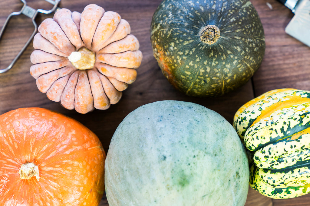 RECIPE: WINTER SQUASH SOUP WITH JACOBSEN GARLIC SALT
