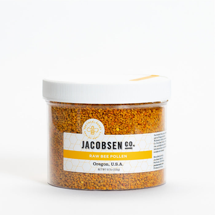 1lb Raw Bee Pollen Chef Jar