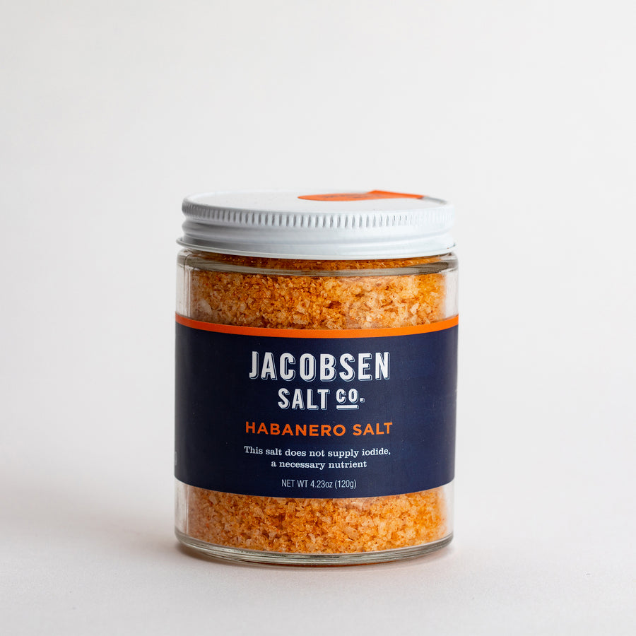 Infused Habanero Salt