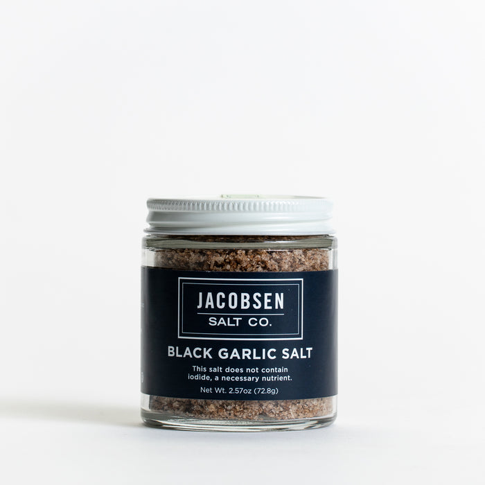 Infused Black Garlic Salt