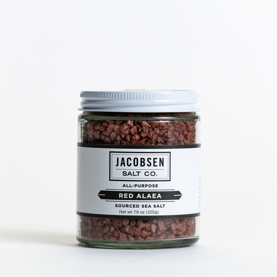 Sourced Red Alaea Sea Salt