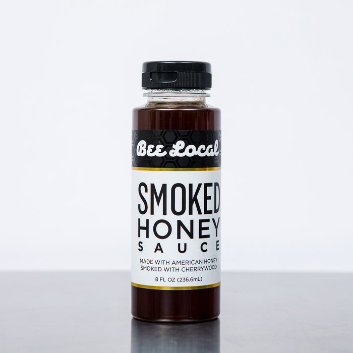 Bee Local Smoked Honey Sauce