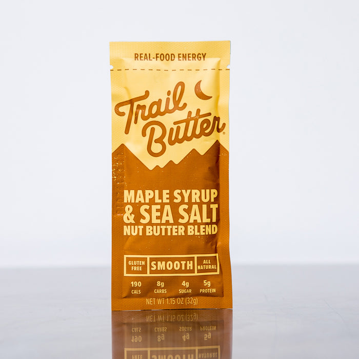 Trail Butter Maple Syrup & Sea Salt Nut Butter Blend