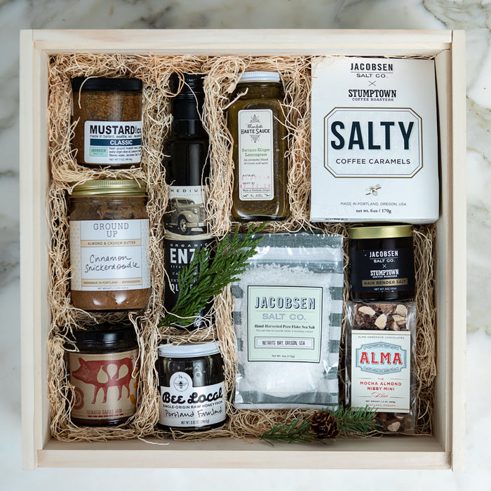 Deluxe Pantry Gift Box by Parcel