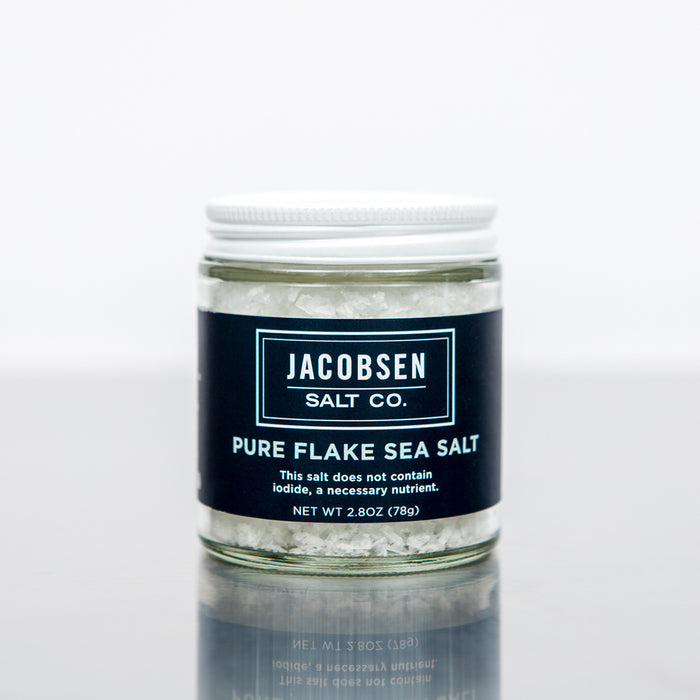 Pure Flake Finishing Salt Small Jar