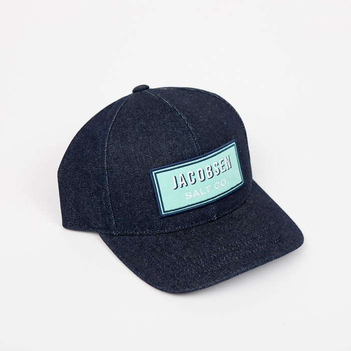 Jacobsen Salt Co. Denim Cap