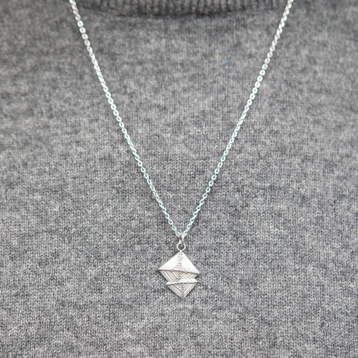 Salt Crystal Necklace