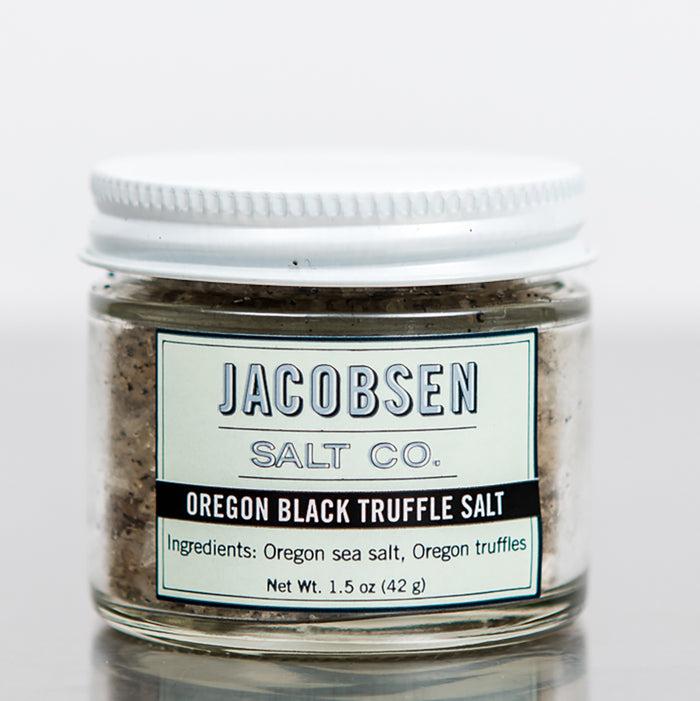 Infused Black Truffle Salt
