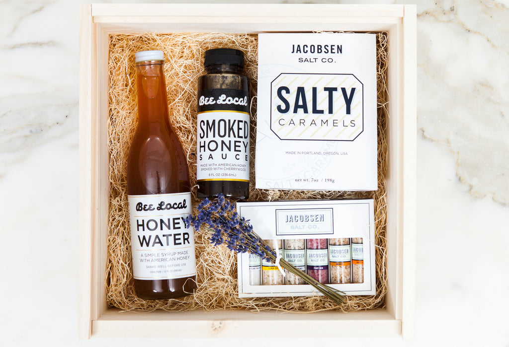 Smokey & Sweet Honey Gift Box