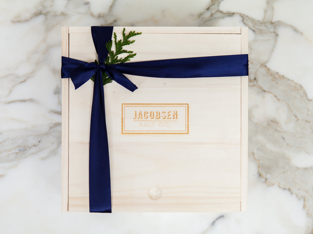 Portland Pack Gift Box – Jacobsen Salt Co.