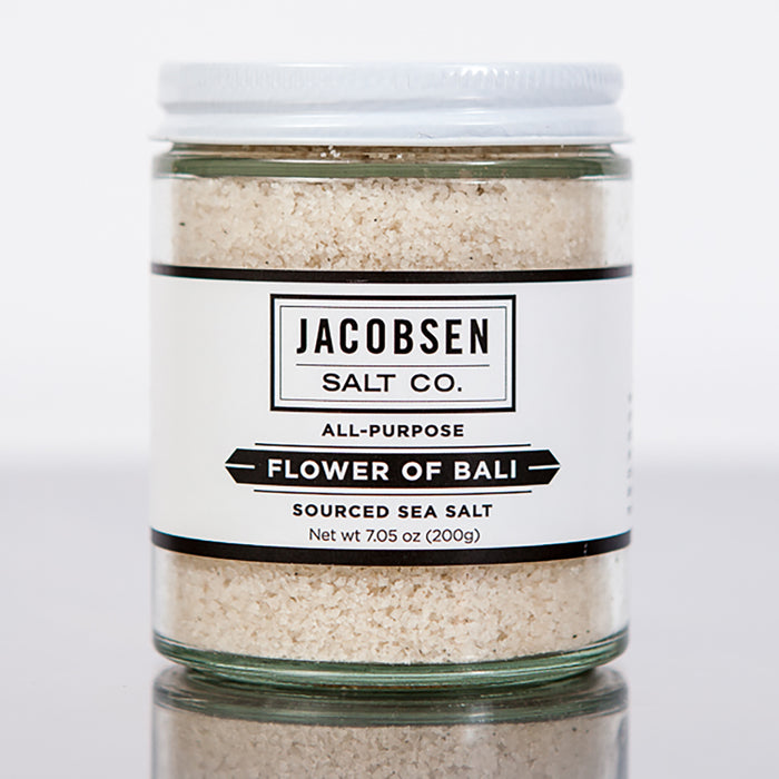 Sourced Flower of Bali Salt