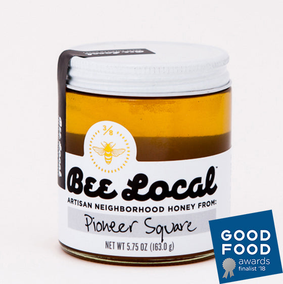 Bee Local Pioneer Square Honey - Limited Release