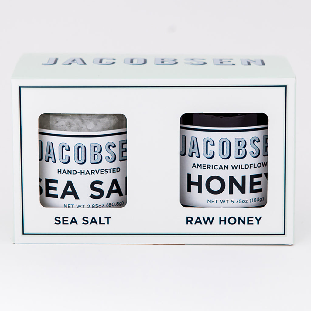 Sea Salt & Honey Gift Set