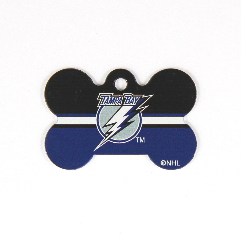 NHL - Tampa Bay Lightning Bone Tag