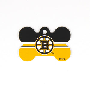 NHL - Boston Bruins Bone Tag