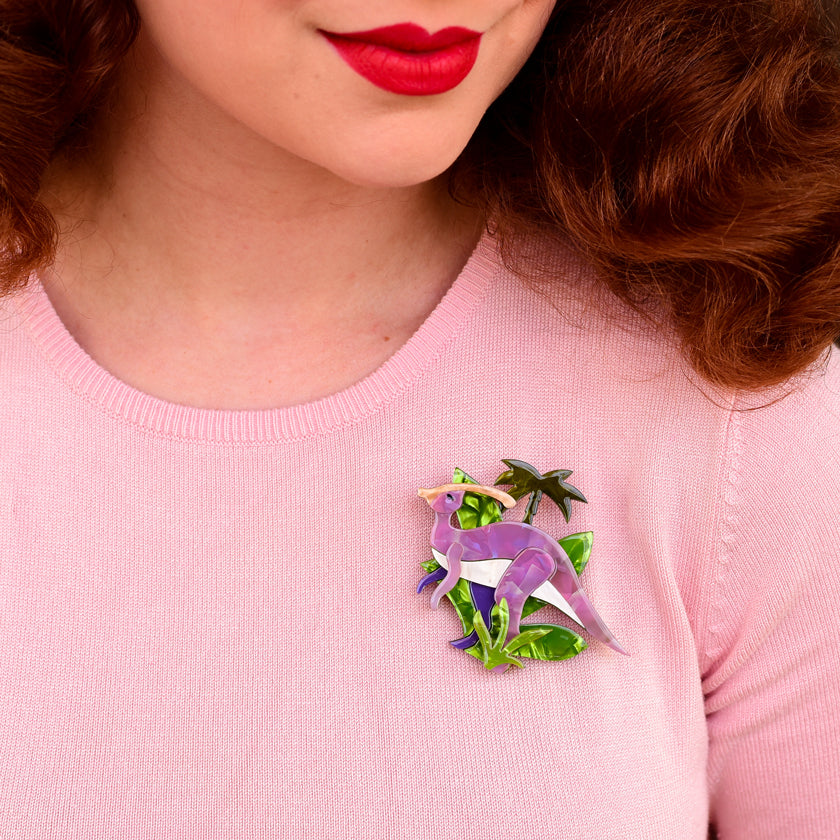 Peter Plant Eater Brooch