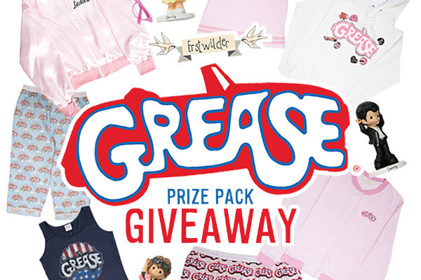 Erstwilder x Grease Prize Pack Giveaway