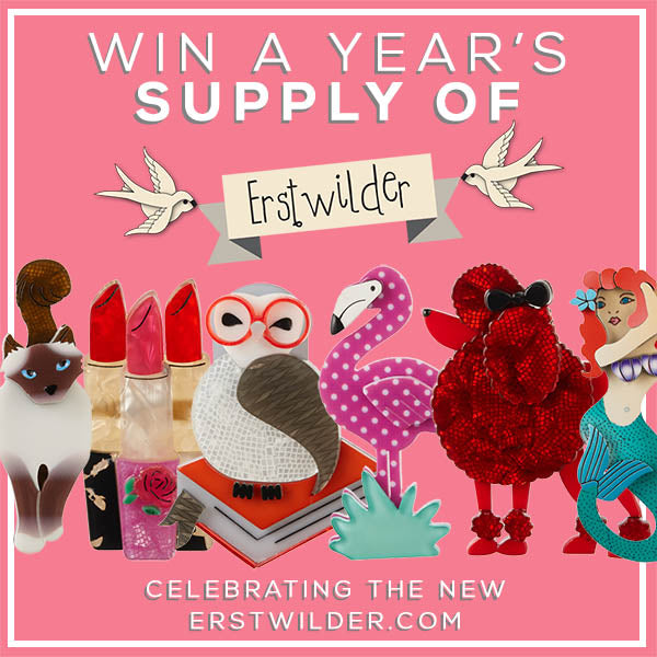 Win a Year's Supply of Erstwilder