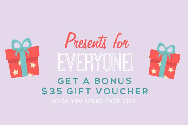 BONUS Erstwilder Gift Voucher for Mother's Day