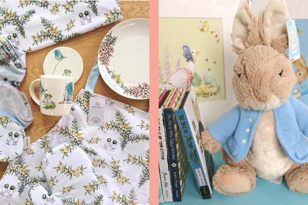 Enter to WIN an Erstwilder x Peter Rabbit or May Gibbs Prize Pack