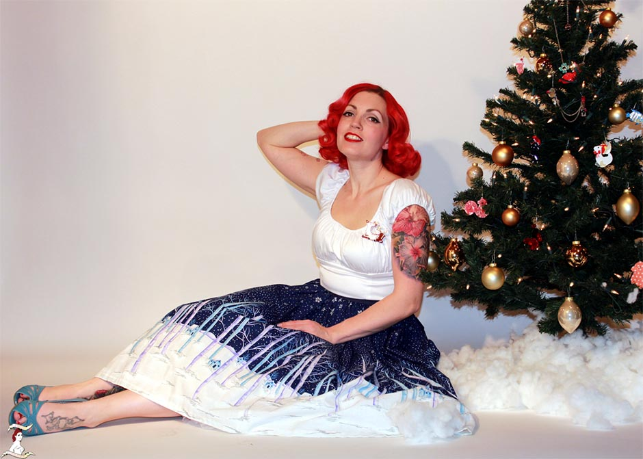 Pinup Persuasion and Dear Rudolph Pic 1
