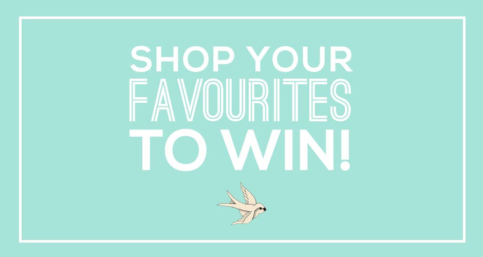 Shop Erstwilder and win!