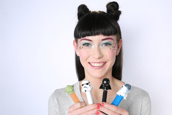 Erstwilder giveaway - BONUS Star Wars PEZ with the new Space range