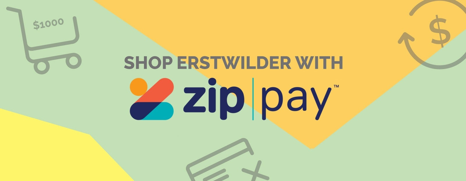Shop Erstwilder with Zippay