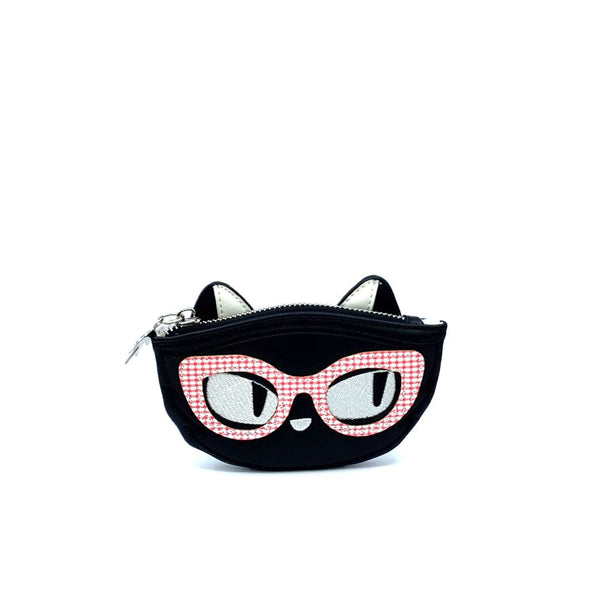 Elissa the Indie Cat Coin Purse