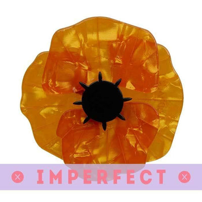 sale Poppy Field Brooch (IMPERFECT) IP-BH4033-6170