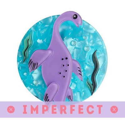 sale Pluto Plesiosaur Brooch (IMPERFECT) IP-BH6222-5023