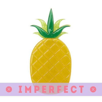 Pineapple Express Brooch (IMPERFECT)