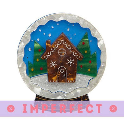 Erstwilder - Season's Greetings Brooch (IMPERFECT) - 1