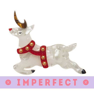 Now, Prancer Brooch (IMPERFECT)
